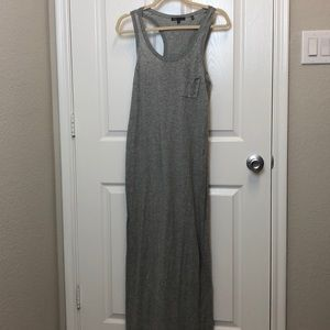 Vince Grey Maxi Dress